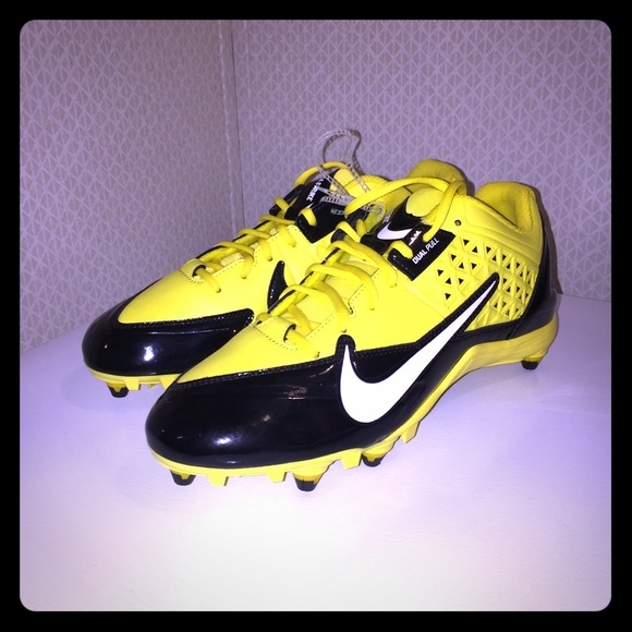 new product 772cf 67275 Nike Alpha Strike D Football Cleats Size 12 NWT